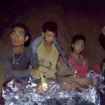 タイ洞窟救出活動で死者 洞窟内は酸素不足 スーパーマリオが応援メッセージ<画像あり>